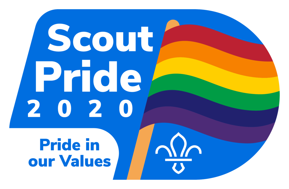 Scouts PRIDE 2020  -  27th June - 3rd July