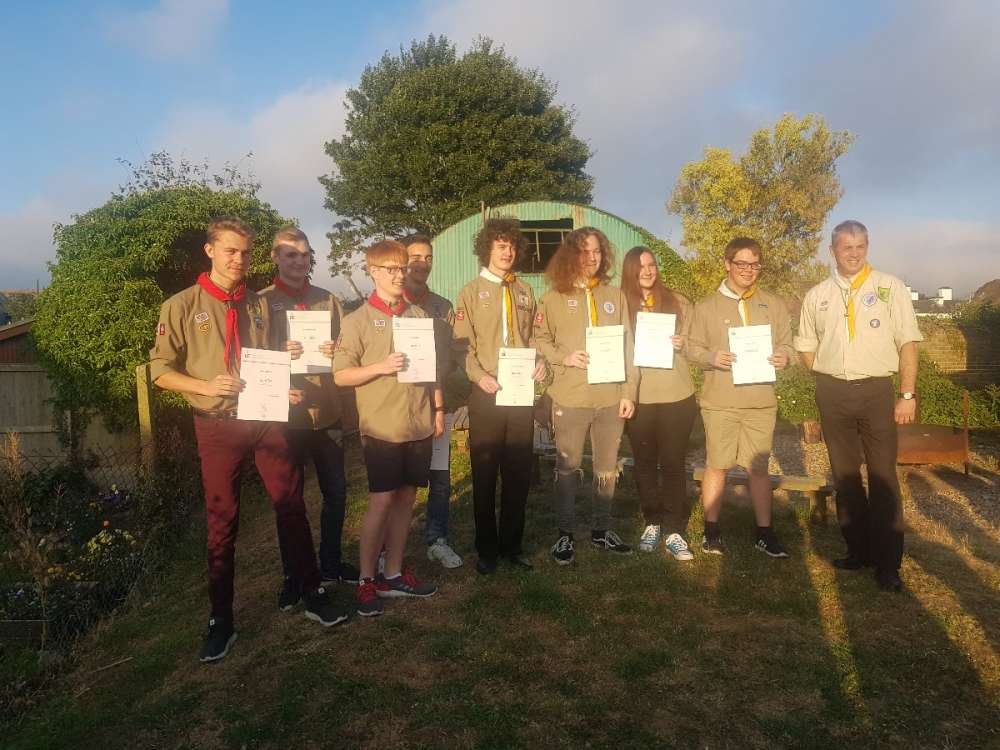 Duke of Edinburgh Awards celebration 29 June 2018