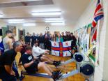 Explorer Scout Row-a-thon raises money for RNLI